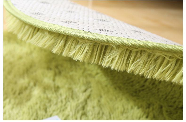 Kleiner Runder Teppich <br> 60 cm