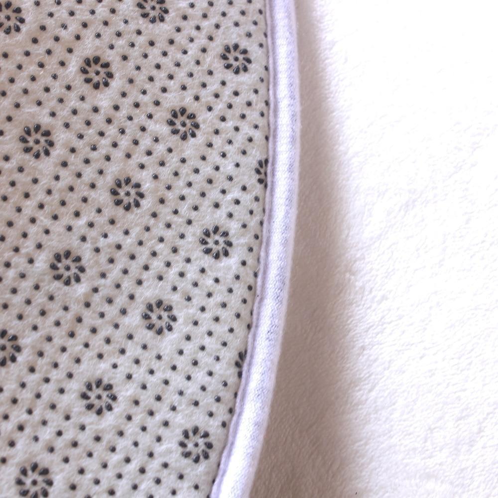 Runder Teppich <br> Auto Muster