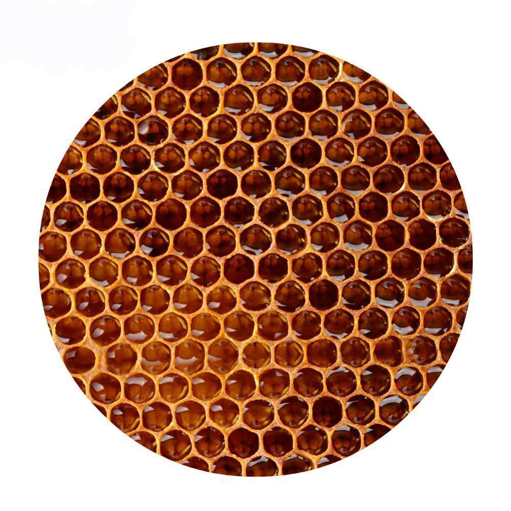 Runder Teppich <br> Bienenhaus
