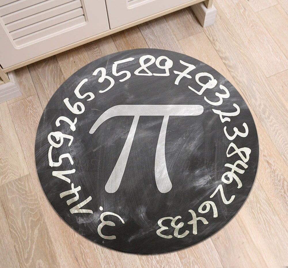 Runder Teppich <br> Mathematik