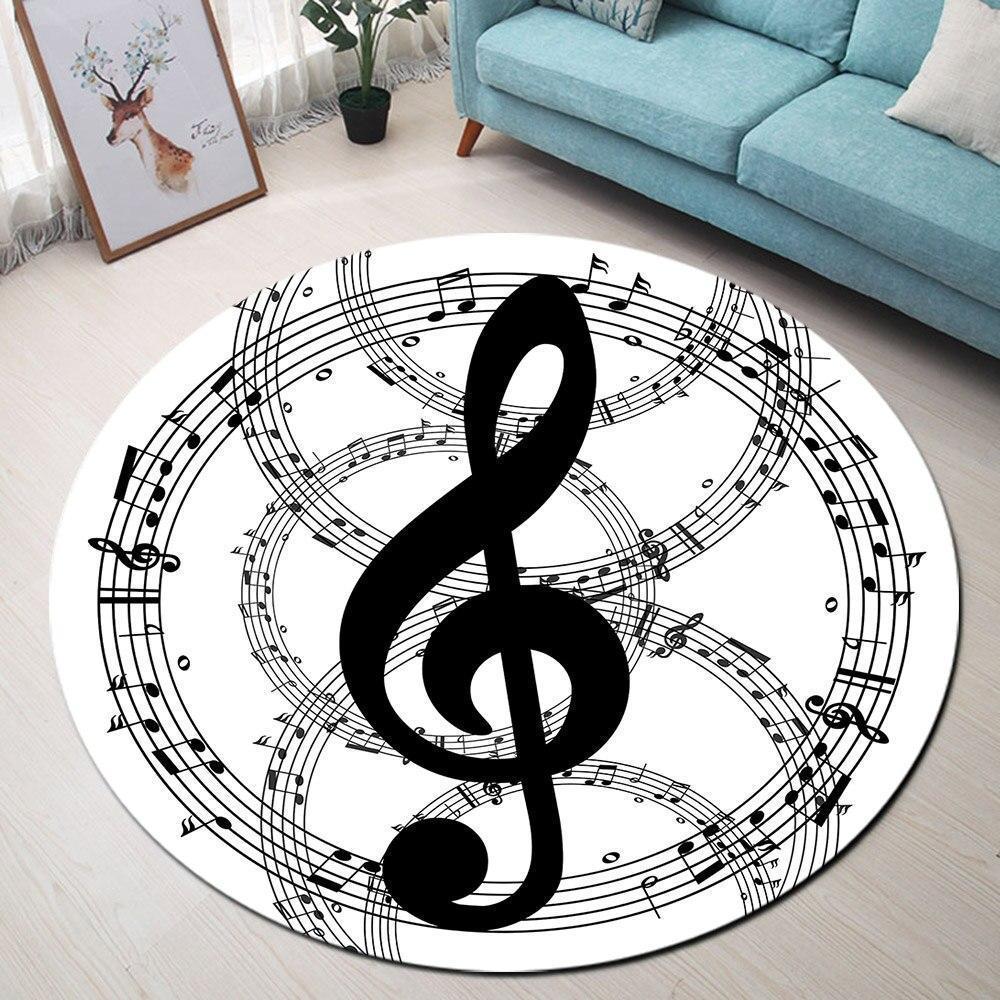 Runder Teppich <br> Musik