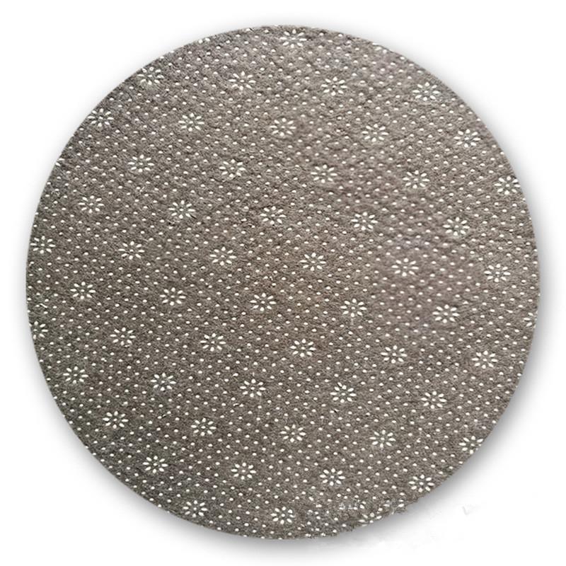 Runder Teppich <br> Teufelchen